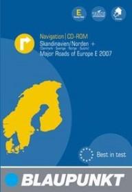 Blaupunkt TravelPilot E Skandinavien/Nordeuropa 2007