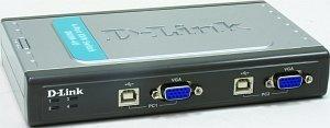 D-Link DKVM-4U, USB