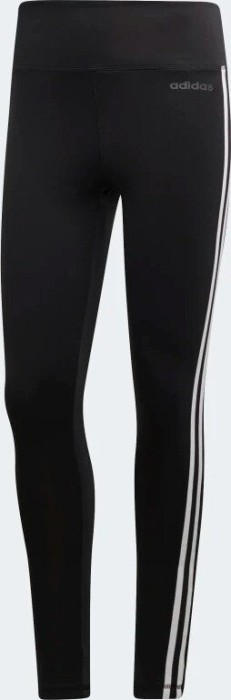 adidas D2M 3 Stripes High Rise Tight, Trainingstights, Damen