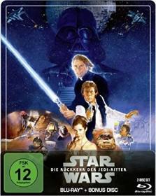 Star Wars - Episode 6: Die Rückkehr der Jedi-Ritter (Special Edition) (Blu-ray)