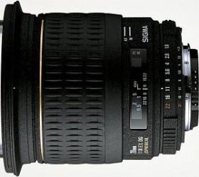 Sigma AF 20mm 1.8 EX DG Asp RF for Nikon F black (411944)