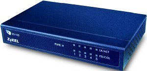 ZyXEL dimension ES-105, 5-port (91-010-018001)