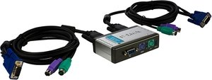 D-Link DKVM-2KU, USB & PS/2