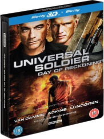 Universal Soldier - Day of Reckoning (Blu-ray) (UK)