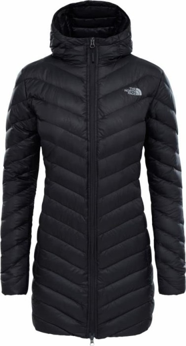 c6d56ec60901 The North Face Trevail parka tnf black (ladies) (3BRK-JK3) starting ...
