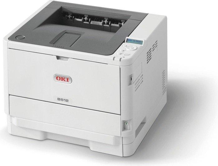 OKI B512dn, B&W-laser (45762022)