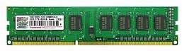 Transcend DIMM 1GB, DDR3-1333, CL9-9-9-24 (TS128MLK64V3U)