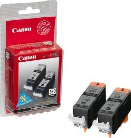 Canon Tinte PGI-520BK schwarz, 2er-Pack (2932B009)