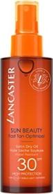 Lancaster Sun beauty Satin Sheen oil almost Tan Optimizer sun oil LSF30, 150ml