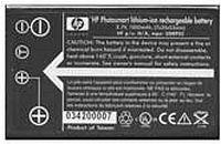 HP Photosmart L1812A Li-Ion battery