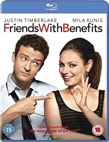 Friends with Benefits (Blu-ray) (UK) -- via Amazon Partnerprogramm