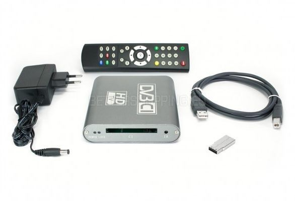 DVBSky S960C USB DVB Tuner Download Drivers