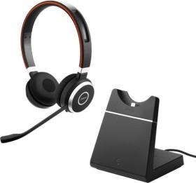 Jabra Evolve 65 MS Stereo inkl. Ladestation (6599-823-399)