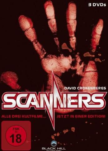Scanners Box (Filme 1-3) -- via Amazon Partnerprogramm