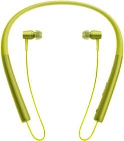 Sony MDR-EX750BT gelb