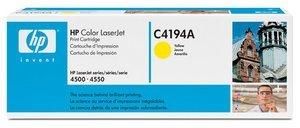 HP Toner C4194A yellow