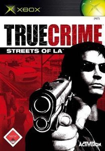 True Crime: Streets of L.A. (niemiecki) (Xbox)