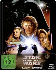 Star Wars - Episode 3: Die Rache der Sith (Special Edition) (Blu-ray)
