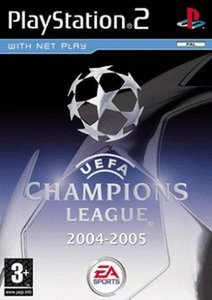 UEFA Champions League Season 2004/2005 (niemiecki) (PS2)