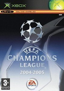 UEFA Champions League Season 2004/2005 (German) (Xbox)
