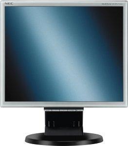 "NEC MultiSync LCD175VXM+ BK silver/black, 17"" (60001748)"