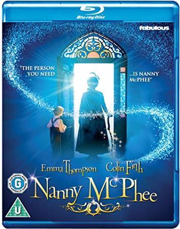 Nanny McPhee (Blu-ray) (UK) -- via Amazon Partnerprogramm