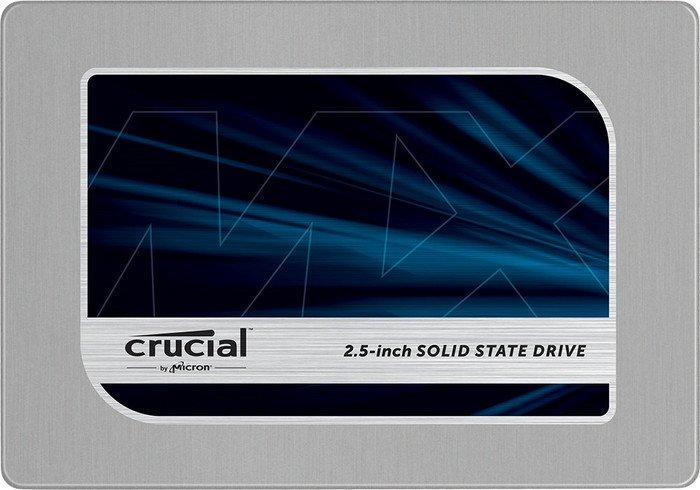 Crucial MX200 500GB, SATA (CT500MX200SSD1)