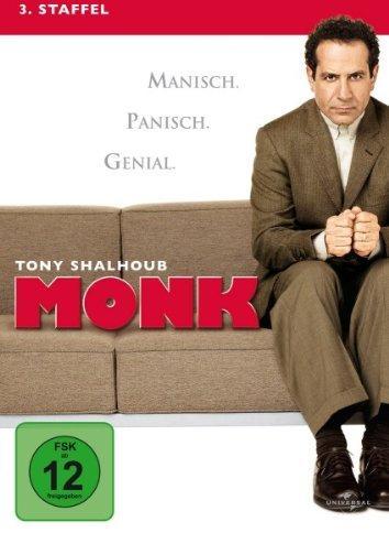 Monk Season 3 -- via Amazon Partnerprogramm