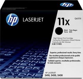 HP Toner 11X schwarz (Q6511X)
