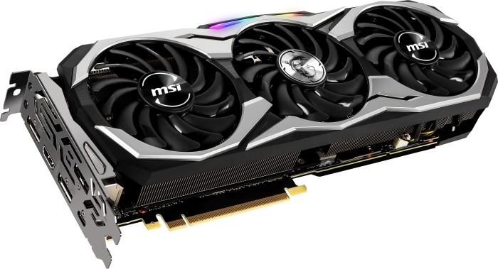 MSI GeForce RTX 2080 Ti Duke 11G OCV1, 11GB GDDR6, HDMI, 3x DP, USB-C