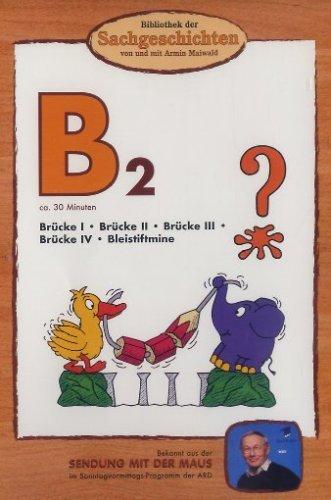 Bibliothek der Sachgeschichten: B2 - Brücke, Bleistiftmine -- via Amazon Partnerprogramm