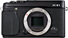 Fujifilm X-E1 schwarz Body (4004723)