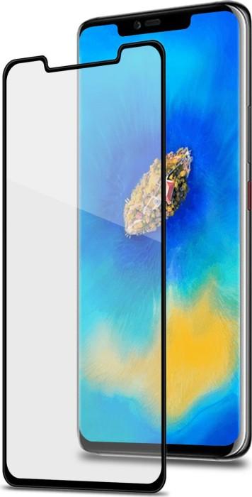 Celly 3D Glass für Huawei Mate 20 Pro schwarz (3DGLASS794BK)