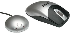 Q-Tec Mouse Wireless, PS/2 (14077)