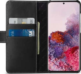 Stilgut Talis Wallet Case Nappa für Samsung Galaxy S20 schwarz (B085S16Q58)