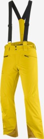 Salomon Force Hose lang lemon curry (Herren) (C14034)