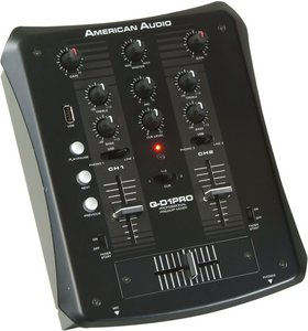 American audio Q-D1 Pro