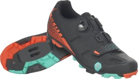 Scott MTB elite Boa black/orange/green (men) (251833-5542)