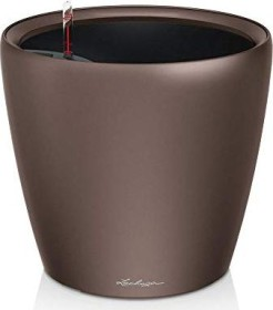 Lechuza Classico LS 50 Blumentopf 49.5cm espresso metallic (16101)