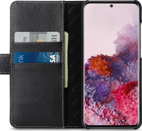 Stilgut Talis Wallet Case für Samsung Galaxy S20 schwarz (B085S1GPCB)