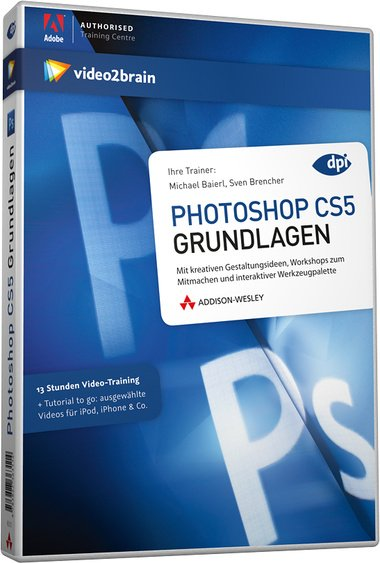 video2brain: Photoshop CS5 basics (German) (PC/MAC)