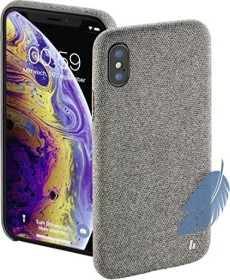 Hama Cozy Cover for Apple iPhone X/XS grey (185147)