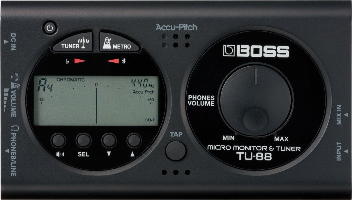 Boss TU-88 Chromatic Tuner