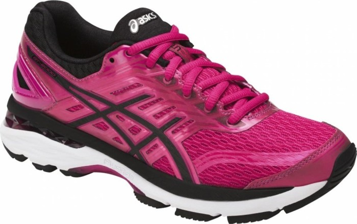 Asics GT-2000 5 cosmo pink/black/white (ladies) (T757N-2090) -- via Amazon Partnerprogramm