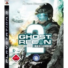 Ghost Recon 3 - Advanced Warfighter 2 (PS3)