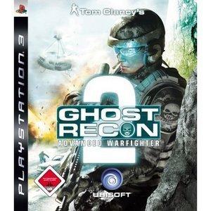 Ghost Recon 3 - Advanced Warfighter 2 (deutsch) (PS3)