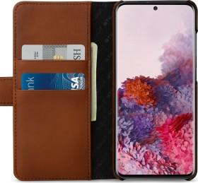Stilgut Talis Wallet Case für Samsung Galaxy S20 braun (B085S1QZ58)