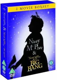 Nanny McPhee/Nanny McPhee And The Big Bang (DVD) (UK)