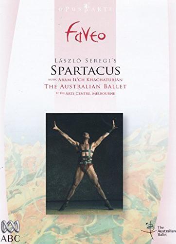 Aram Khachaturian - Spartacus -- via Amazon Partnerprogramm
