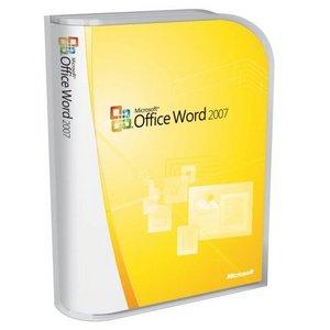 Microsoft: Word 2007, EDU (English) (PC) (059-06110)